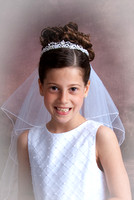 Anna's First Communion