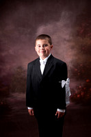 Patrick's first communion