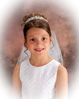 Julia's 1st Communion